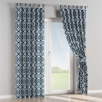 Tab top curtains 130 x 260 cm (51 x 102 inch) in collection Comic Book & Geo Prints, fabric: 135-10