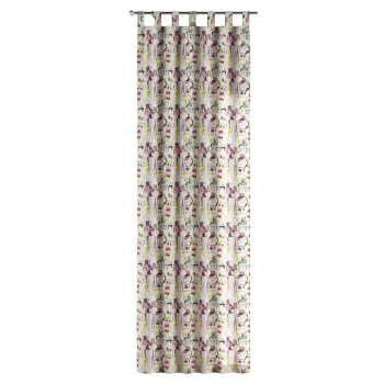 Tab top curtains in collection Freestyle, fabric: 135-15