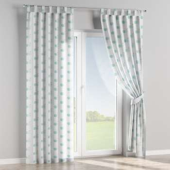 Tab top curtains 130 x 260 cm (51 x 102 inch) in collection Apanona, fabric: 151-02