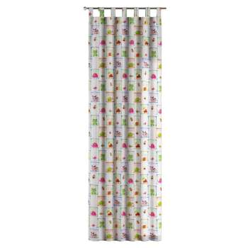 Tab top curtains 130 × 260 cm (51 × 102 inch) in collection Apanona, fabric: 151-04