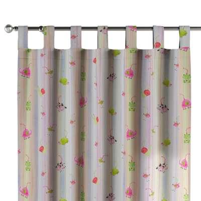 Záves na pútkach V kolekcii Apanona, tkanina: 151-05