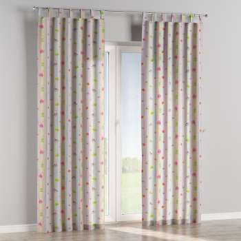Tab top curtains 130 × 260 cm (51 × 102 inch) in collection Apanona, fabric: 151-05