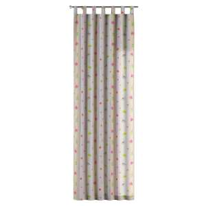 Gardin med stropper 1 stk. 130 x 260 cm fra kolleksjonen Apanona , Stoffets bredde: 151-05