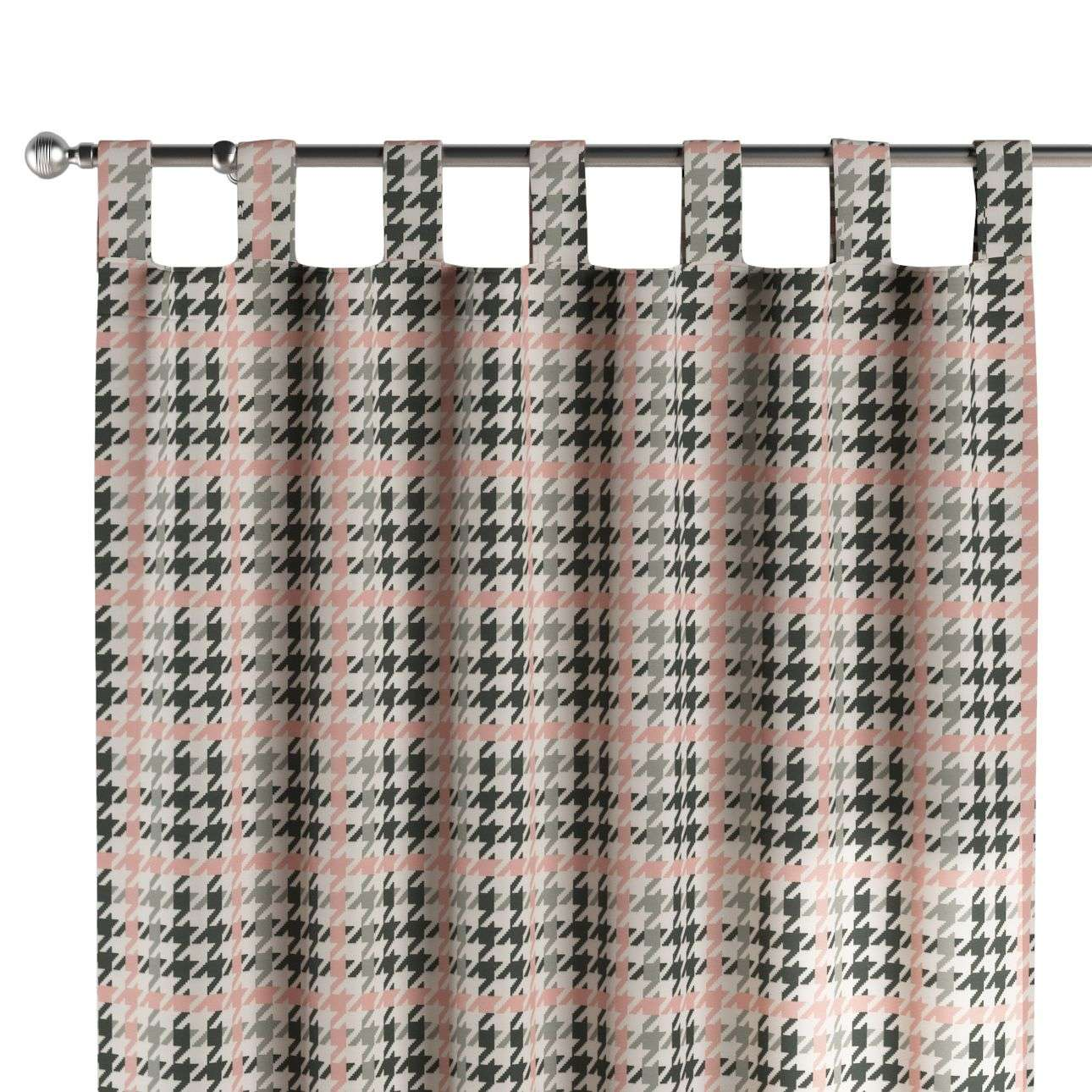 Tab top curtains 130 x 260 cm (51 x 102 inch) in collection Brooklyn, fabric: 137-75