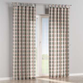 Tab top curtains 130 × 260 cm (51 × 102 inch) in collection Brooklyn, fabric: 137-75