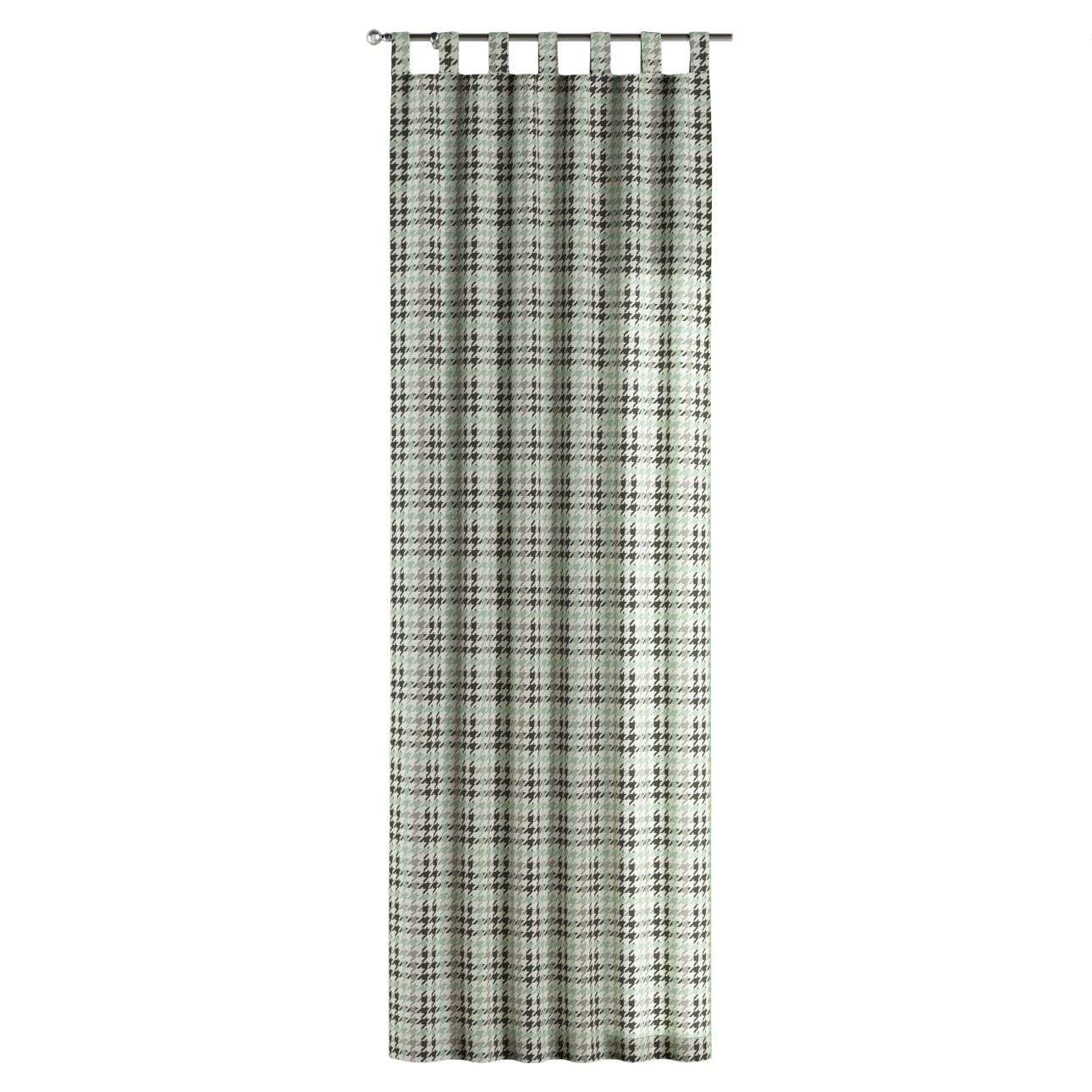 Závěs na poutkách 130 x 260 cm v kolekci Brooklyn, látka: 137-77