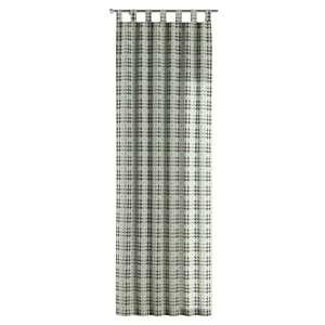 Gardin med hällor 1 längd 130 x 260 cm i kollektionen Brooklyn , Tyg: 137-77