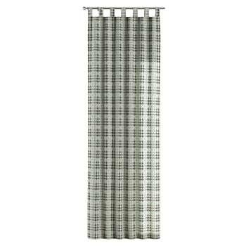 Gardin med stropper 1 stk. 130 × 260 cm fra kolleksjonen Brooklyn , Stoffets bredde: 137-77