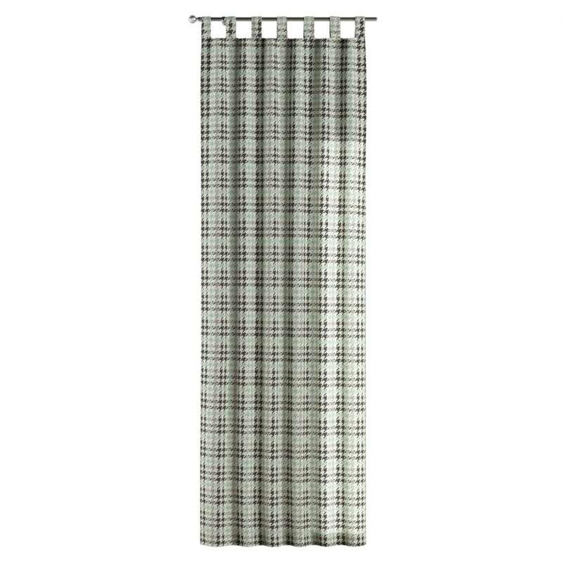 Gardin med stropper 1 stk. fra kolleksjonen RESTSALG, Stoffets bredde: 137-77