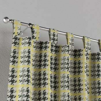 Tab top curtains 130 x 260 cm (51 x 102 inch) in collection Brooklyn, fabric: 137-79