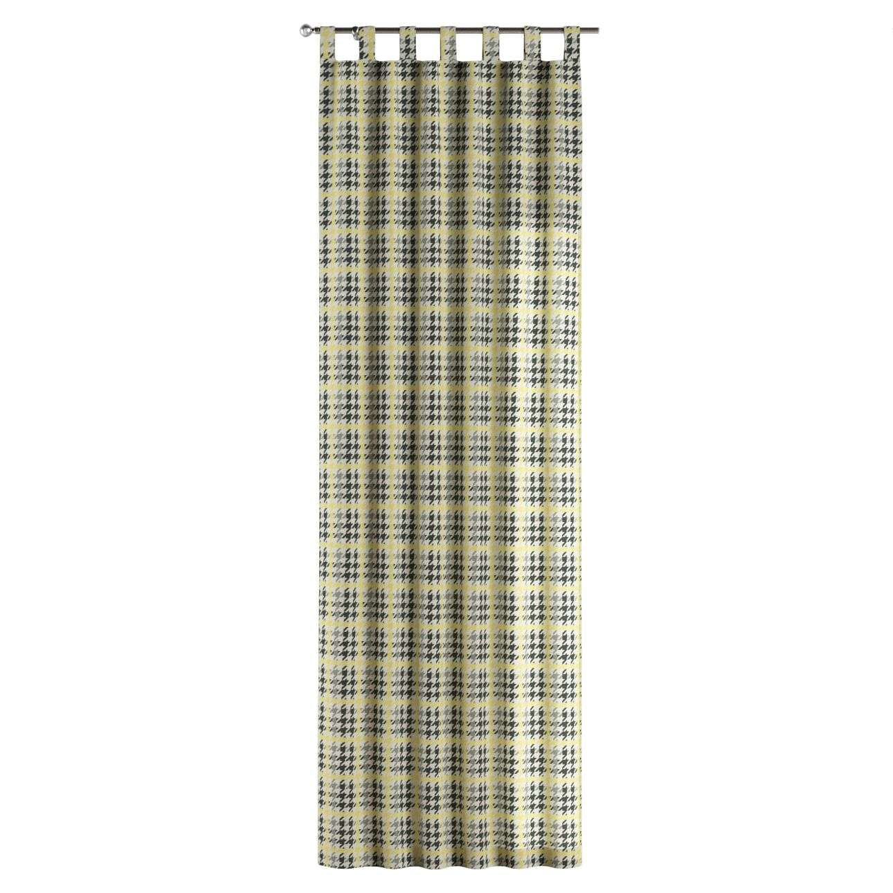 Tab top curtains 130 × 260 cm (51 × 102 inch) in collection Brooklyn, fabric: 137-79