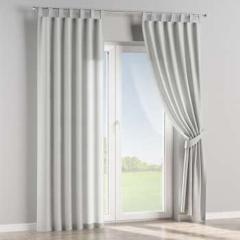 Tab top curtains 130 x 260 cm (51 x 102 inch) in collection Brooklyn, fabric: 137-87