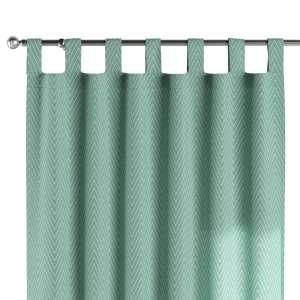 Zasłona na szelkach 1 szt. 1szt 130x260 cm w kolekcji Brooklyn, tkanina: 137-90