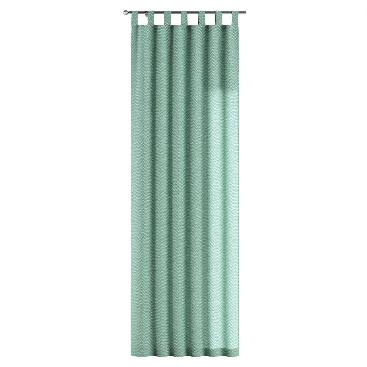 Kilpinio klostavimo užuolaidos 130 x 260 cm (plotis x ilgis) kolekcijoje Brooklyn, audinys: 137-90