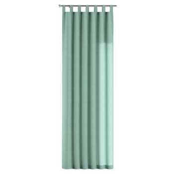 Gardin med hällor 1 längd i kollektionen Brooklyn, Tyg: 137-90