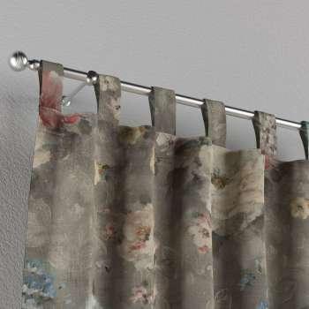 Zasłona na szelkach 1 szt. w kolekcji Monet, tkanina: 137-81