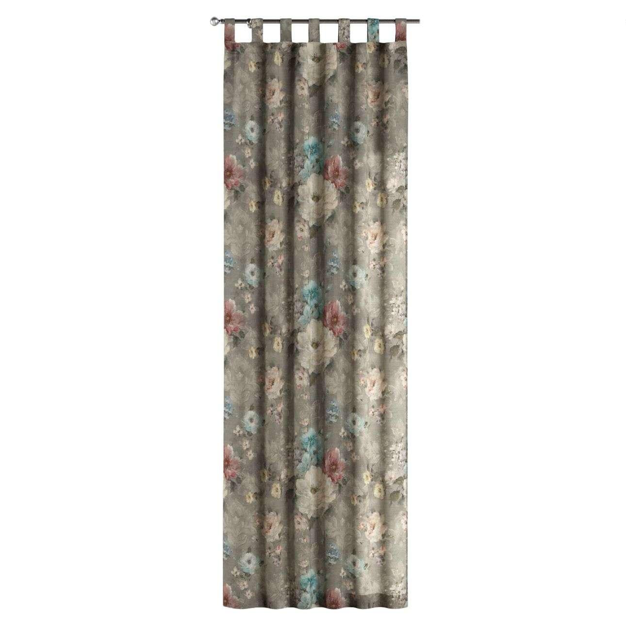 Kilpinio klostavimo užuolaidos 130 x 260 cm (plotis x ilgis) kolekcijoje Monet, audinys: 137-81