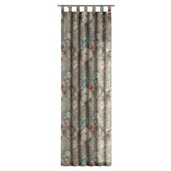 Gardin med stropper 1 stk. 130 × 260 cm fra kolleksjonen Monet , Stoffets bredde: 137-81