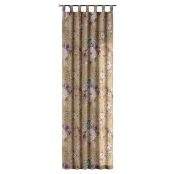 Tab top curtains 130 × 260 cm (51 × 102 inch) in collection Monet, fabric: 137-82
