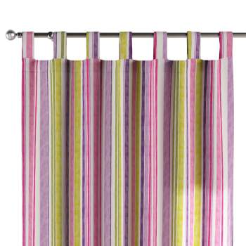 Tab top curtains in collection Monet, fabric: 140-01