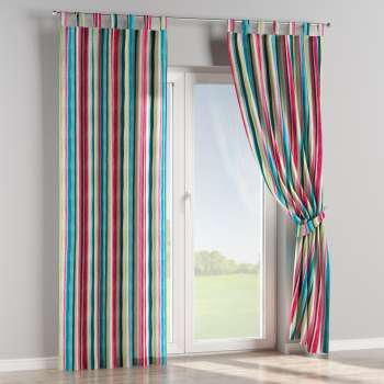 Tab top curtains 130 x 260 cm (51 x 102 inch) in collection Monet, fabric: 140-09