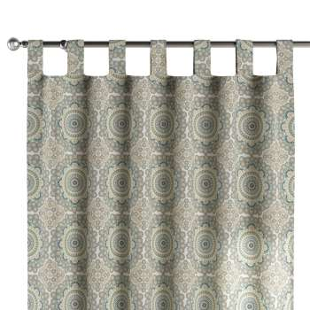 Tab top curtains 130 x 260 cm (51 x 102 inch) in collection Comics/Geometrical, fabric: 137-84