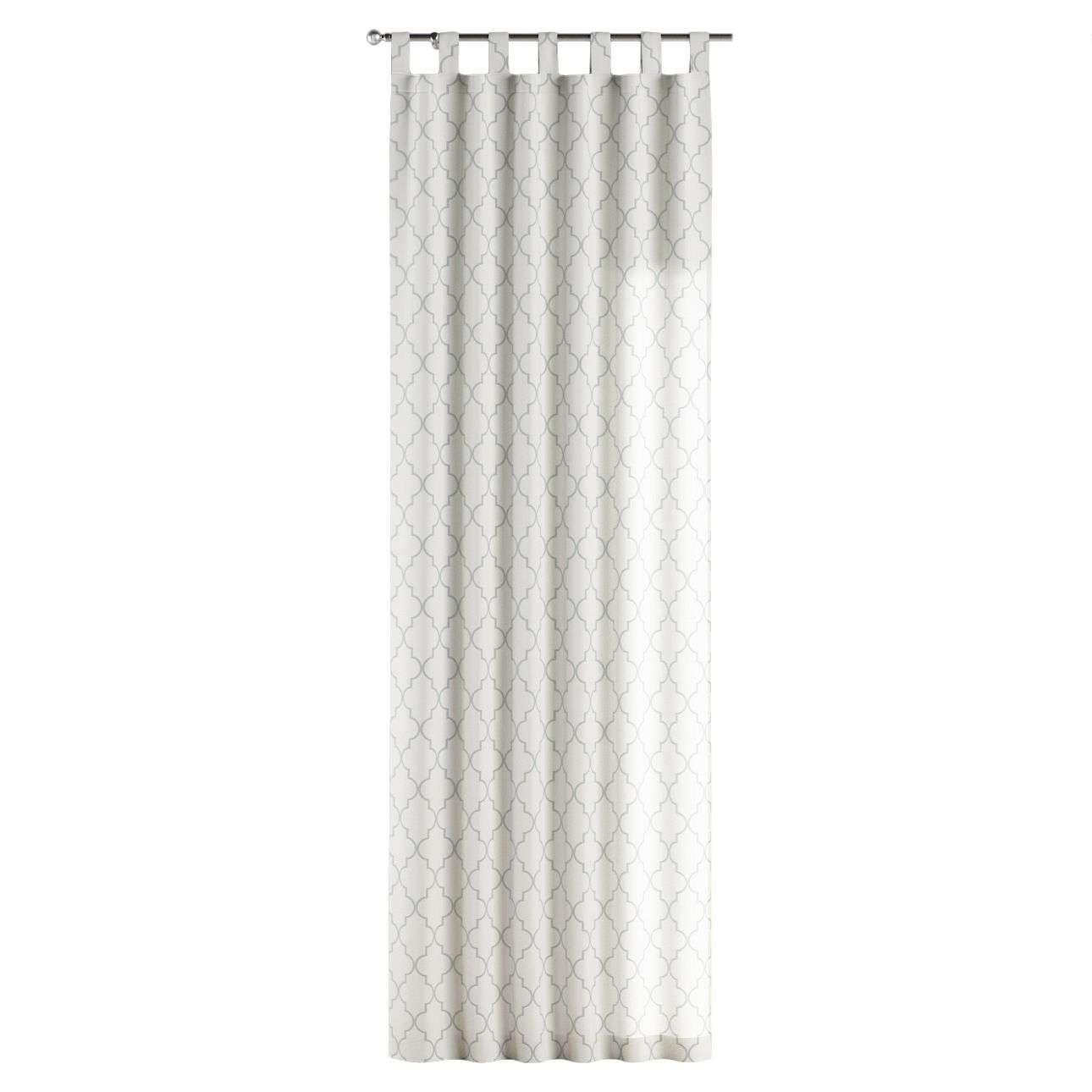 Gardin med stropper 1 stk. 130 × 260 cm fra kolleksjonen Comics, Stoffets bredde: 137-85