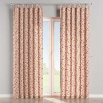 Tab top curtains 130 x 260 cm (51 x 102 inch) in collection Londres, fabric: 140-47