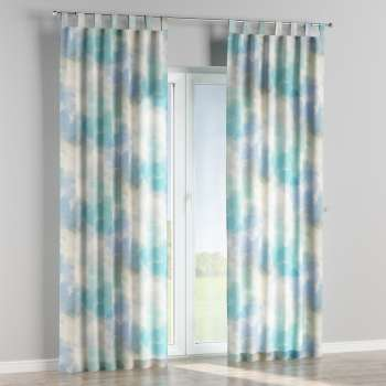 Tab top curtains in collection Aquarelle, fabric: 140-67