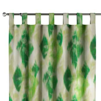 Tab top curtains 130 x 260 cm (51 x 102 inch) in collection Aquarelle, fabric: 140-70