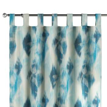 Tab top curtains 130 x 260 cm (51 x 102 inch) in collection Aquarelle, fabric: 140-71