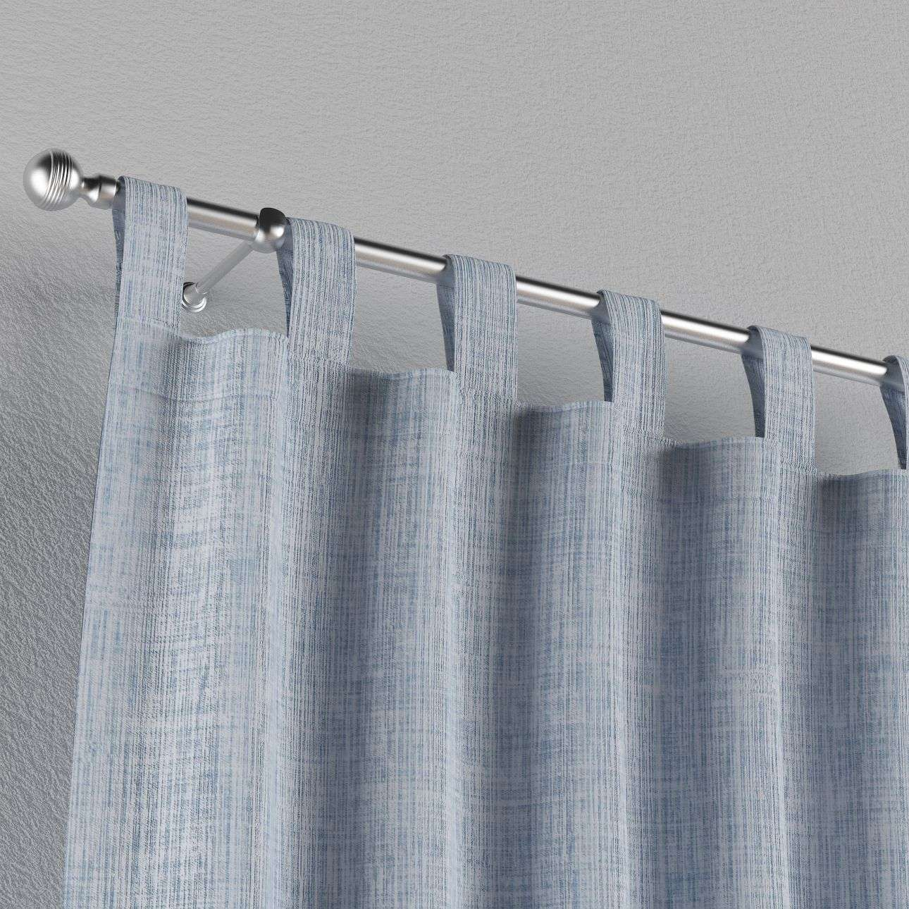 Tab top curtains in collection Aquarelle, fabric: 140-74
