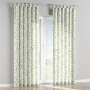Tab top curtains in collection Aquarelle, fabric: 140-76