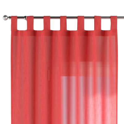 Schlaufenschal 128-02 rot  Kollektion SALE