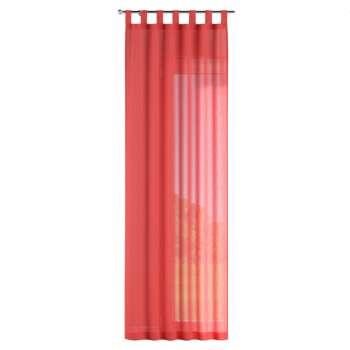 Gardin med hällor 1 längd 130 x 260 cm i kollektionen Romantica, Tyg: 128-02