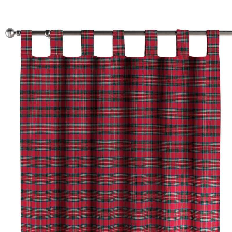 Záves na pútkach V kolekcii Bristol, tkanina: 126-29