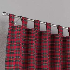 Zasłona na szelkach 1 szt. 1szt 130x260 cm w kolekcji Bristol, tkanina: 126-29