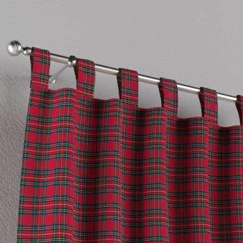 Gardin med stropper 1 stk. fra kollektionen Bristol, Stof: 126-29