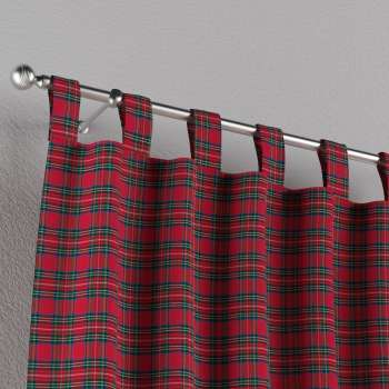 Zasłona na szelkach 1 szt. w kolekcji Bristol, tkanina: 126-29