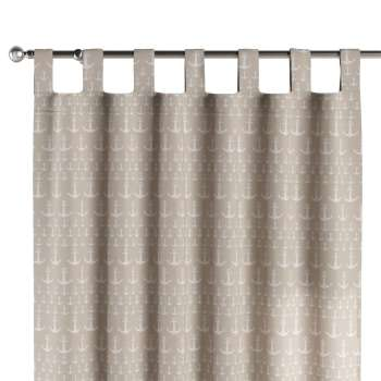 Tab top curtains 130 x 260 cm (51 x 102 inch) in collection Marina, fabric: 140-63