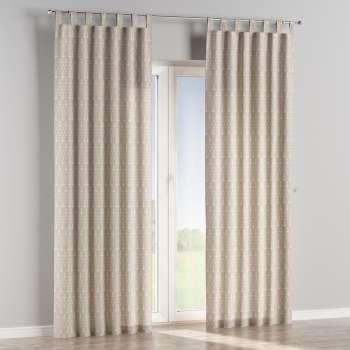 Tab top curtains in collection SALE, fabric: 140-63