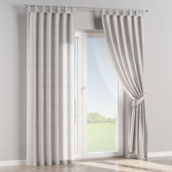 Tab top curtains in collection Venice, fabric: 140-49