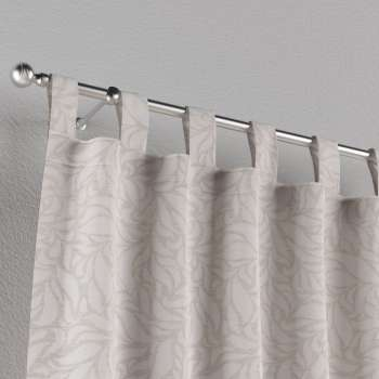 Tab top curtains in collection Venice, fabric: 140-50