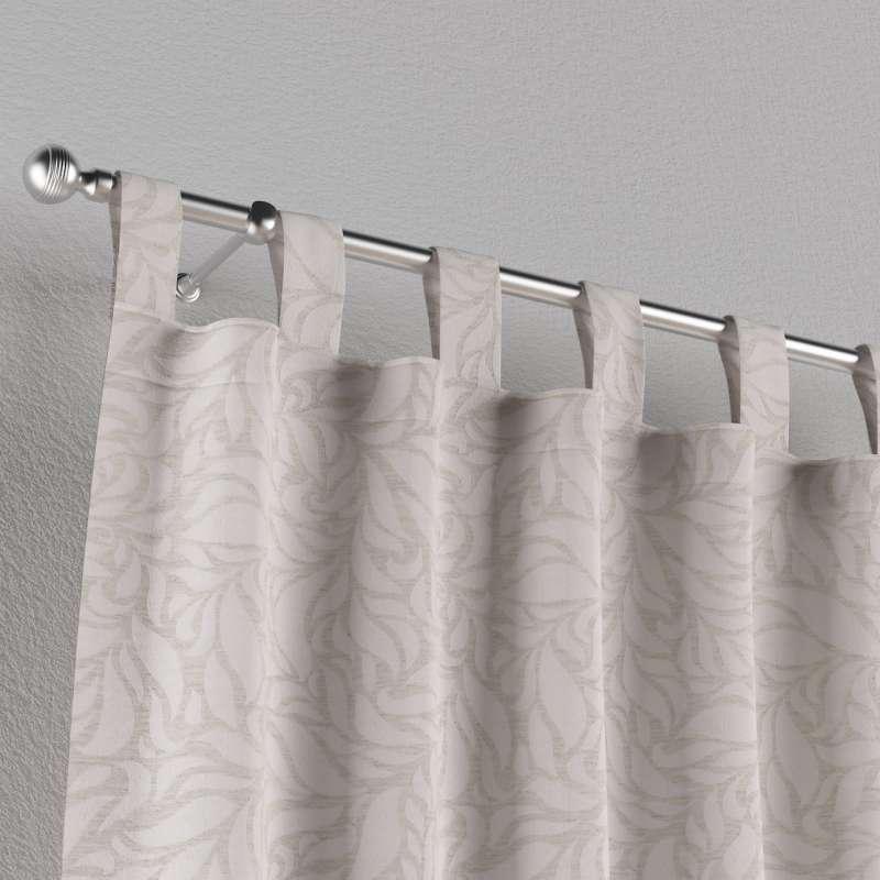 Záves na pútkach V kolekcii Venice, tkanina: 140-50