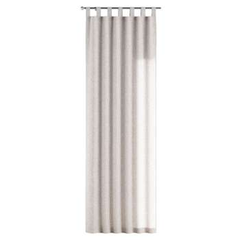 Gardin med hällor 1 längd 130 x 260 cm i kollektionen Venice - NYHET, Tyg: 140-50