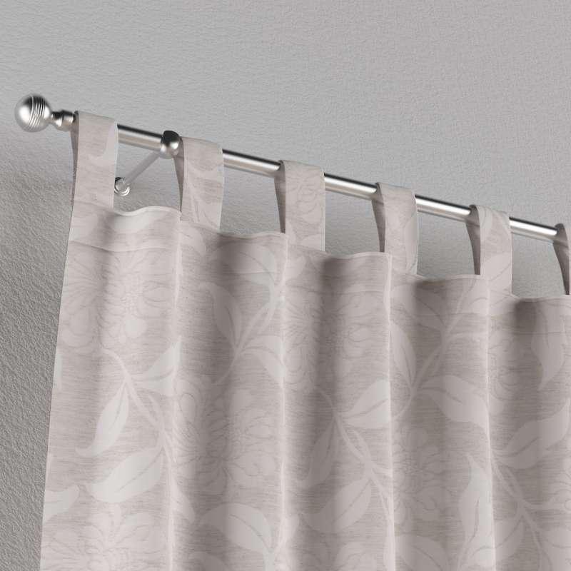Záves na pútkach V kolekcii Venice, tkanina: 140-51