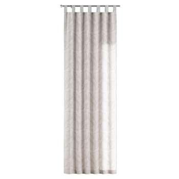 Gardin med hällor 1 längd 130 x 260 cm i kollektionen Venice - NYHET, Tyg: 140-51