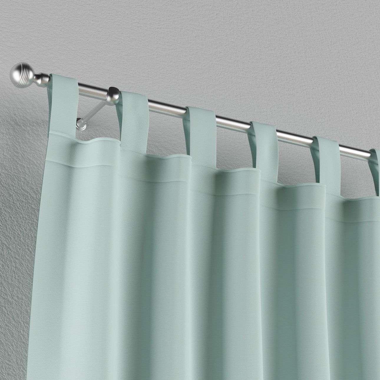 Záves na pútkach V kolekcii Cotton Panama, tkanina: 702-10
