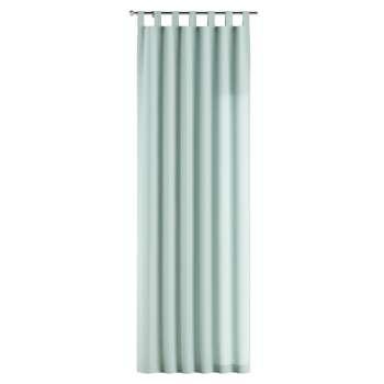 Gardin med stropper 1 stk. 130 × 260 cm fra kolleksjonen Cotton Panama, Stoffets bredde: 702-10