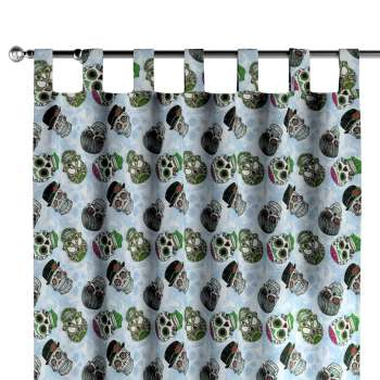 Tab top curtains 130 × 260 cm (51 × 102 inch) in collection Freestyle, fabric: 141-01